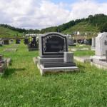 仙台市いずみ墓園の芝墓所
