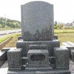 中国産「天明」のお墓(展示品)