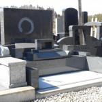 仙台市泉区:いずみ墓園(一般墓所)お墓建立工事を行いました。