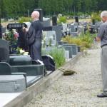 仙台市いずみ墓園にて納骨のお手伝いをさせていただきました。