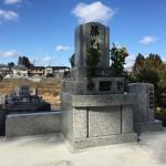 宮城県気仙沼市に新しく、丘カロートのお墓ができました。