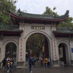 お仕事先の中国にて ~お寺巡り~