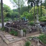 宮城県大和町:墓所の解体工事