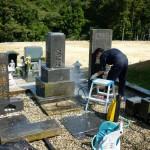 仙台市泉区:「お墓のクリーニング」について
