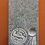 茨城県産「羽黒みかげ石」のご紹介です