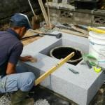 仙台市泉区:お墓のリフォーム工事をテレビ番組で取り上げていただきます PART3