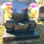 仙台市いずみ墓園にて、追加彫刻をいたしました。
